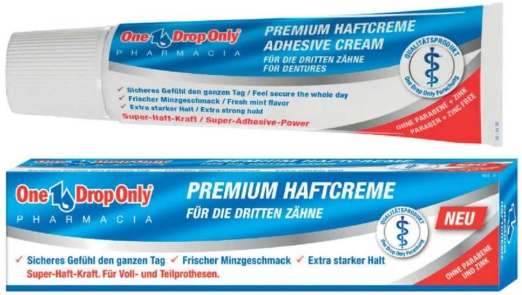 Какие гели и кремы выбрать для фиксации зубных протезов: лучшие средства